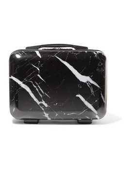 Astyll Marbled Hardshell Vanity Case by Calpak