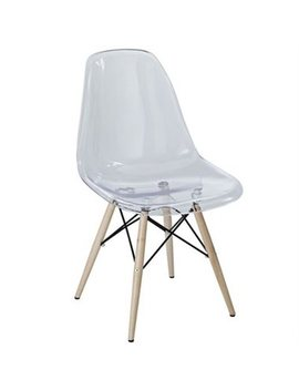 Pyramid Polycarbonate Chair by Modway