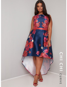 Chi Chi Curve Melisandre Dress by Chi Chi London