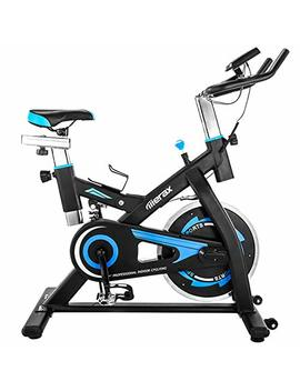 Merax S501 Indoor Cycling Bike Belt Drive Exercise Bike With 28lbs Flywheel by Merax