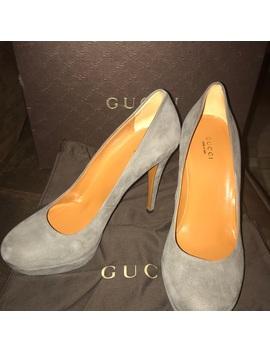 Gucci Suede PumpsNwt by Gucci