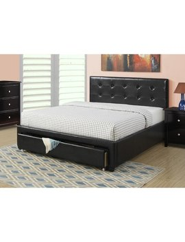 A&J Homes Studio Beverly Upholstered Platform Bed & Reviews by A&J Homes Studio