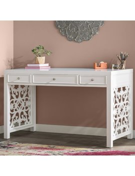 Bungalow Rose Cecillia Writing Desk & Reviews by Bungalow Rose