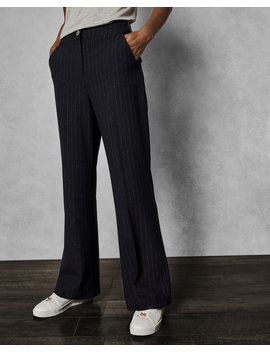 Flared Tailored Trousers by Ted Baker