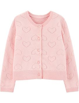 Heart Cardigan by Carter's