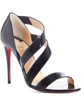 World Copine Asymmetrical Sandal by Christian Louboutin
