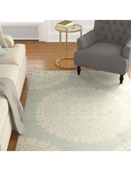 Charlton Home Crisler Hand Woven Wool Gray Area Rug & Reviews by Charlton Home
