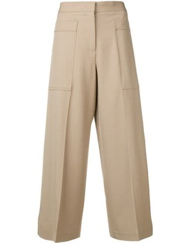 Pantalones Rectos Anchos by Jil Sander