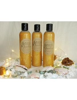 Caribbean Gold Shimmering Body Oil by Etsy