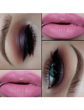 Charisma  Get This Look! Mineral Eyeshadow Trio With Lipstick  Get This Look  All Natural, Vegan Friendly Makeup by Etsy