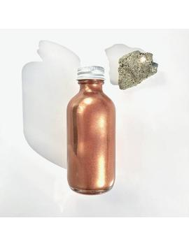 Shimmering Body Glow Serum    Natural Illuminating Oil by Etsy