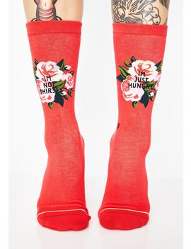 Not Thirsty Socks by Stance