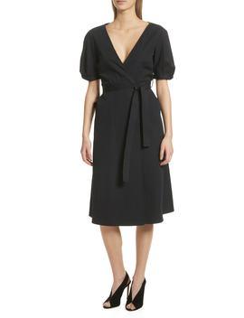 Meghan Wrap Dress by A.L.C.