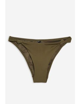 Knot Side Bikini Bottoms by Topshop