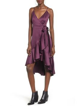 Payton Ruffled High/Low Dress by Band Of Gypsies