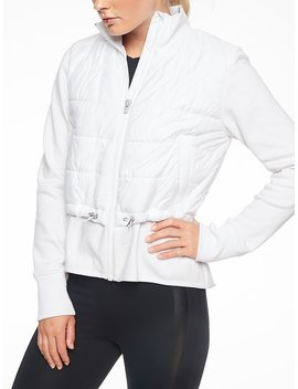 Fjord Hybrid Prima Loft® Jacket by Athleta