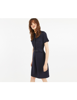 Utility Shirt Dress by Oasis
