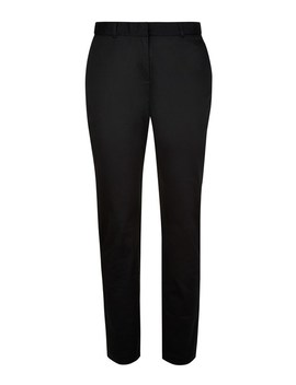 Alba Trousers In Black by People Tree