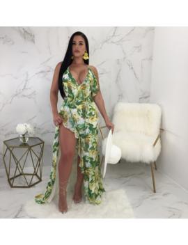 Nina Wrap Maxi by Diva Boutique