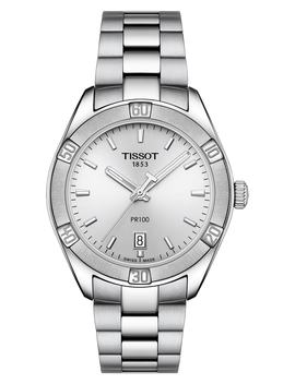 Pr 100 Sport Chic Bracelet Watch, 36mm by Tissot
