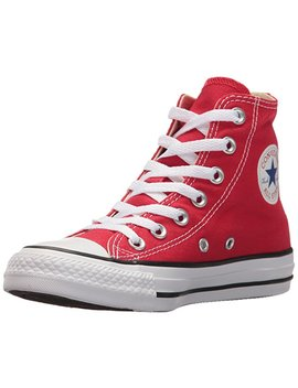 Converse All Star Hi Shoes – Red by