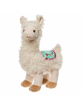 "Mary Meyer Baby 10"" Soft Toy ~ Lily Llama by Mary Meyer"