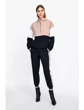Jacket  Sweatshirtswoman New Collection by Zara