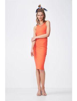 Sleeveless Midi Dress by Cotton On