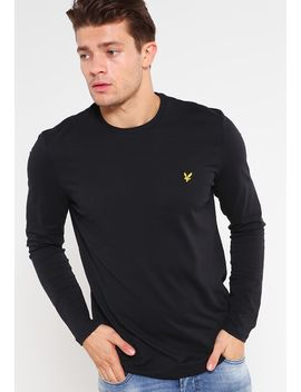 Crew Neck Plain   Topper Langermet by Lyle & Scott