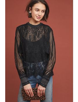 Mileena Lace Top by Blanknyc