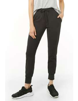Active Drawstring Joggers by Forever 21