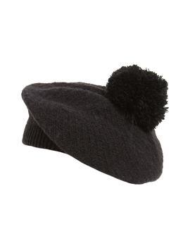 Knit Pom Beret by Halogen®
