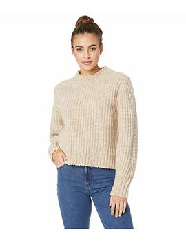 Julie Long Sleeve Mock Neck Sweater by Frye