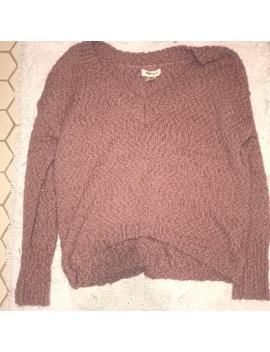 Yes Lola V Neck Sweater by Lola