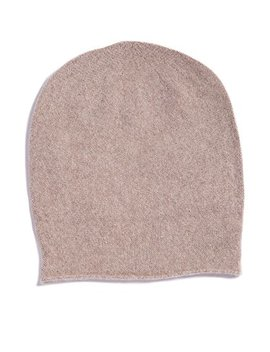 Fishers Finery Women's 100 Percents Pure Cashmere Slouchy Beanie by Fishers Finery