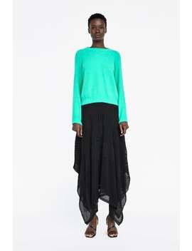 Sweater De Tato Suave  Última Semanamulher New Collection by Zara