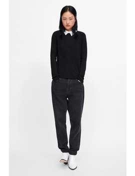 T  Shirt Gola PopelinaÚltima Semana Mulher New Collection by Zara