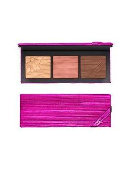 Mac Shiny Pretty Things Face Compact Medium/Deep   Bronzer , Highlighter , Blush by Ebay Seller