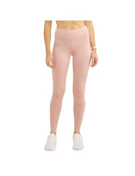 Women's Premium Active Body Fit Performance Legging by Danskin