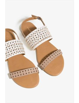 Beyond Perfect In This World Sandal by A'gaci