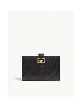 Gv3 Medium Quilted Leather Wallet by Givenchy
