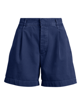 Belted Twill Shorts by Ralph Lauren