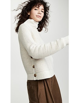 Two Harbords Turtleneck Top by Madewell
