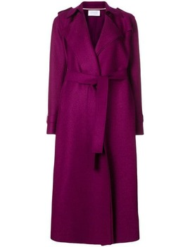 Maxi Coat by Harris Wharf London