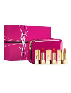 Limited Edition Rouge Pur Couture Vanity Trio by Yves Saint Laurent