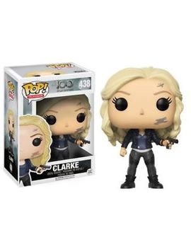 The 100 Funko Pop Tv Clarke Griffin Vinyl Figure by Funko