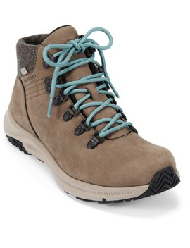 Merrell   Ontario Mid Waterproof Hiking Boots   Women's by Merrell