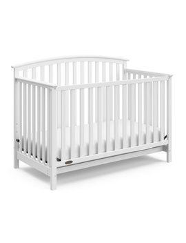 Graco Freeport 4 In 1 Convertible Crib White by Graco