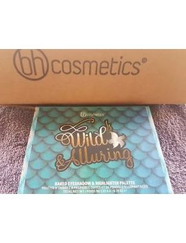 Bh Cosmetics Wild And Alluring Eyeshadow And Highlighter Palette #Authentic# by Bh Cosmetics