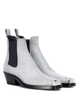 Western Claire Ankle Boots by Calvin Klein 205 W39 Nyc